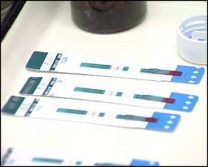 Выявление коррупционных действий, связанных с тестами на ВИЧ.