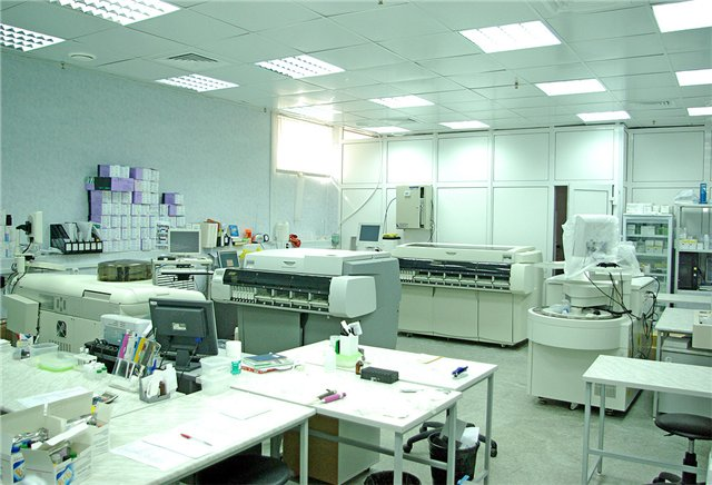 В Нью Дели строят лабораторию по борьбе с ВИЧ.
