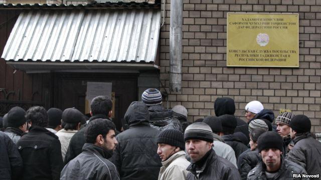 Москву атакуют ВИЧ инфицированные мигранты
