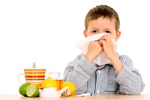 Хороший иммунитет – залог здоровья любого ребенка