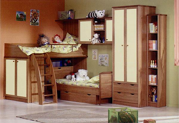 Детская комната: безопасность и уют