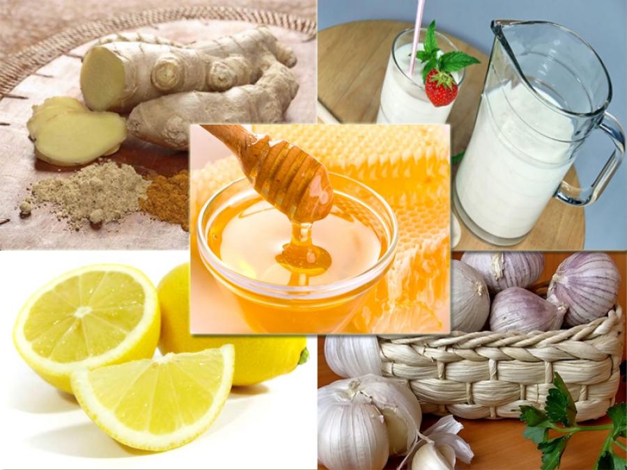 Продукты, помогающие укрепить иммунитет