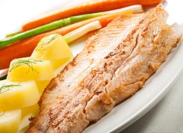 Рыба в питании крохи