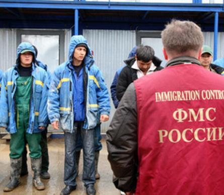 Мигрантов Питере сначала обследуют, а потом отправят на родину