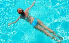 Худейте эффективно, плавая