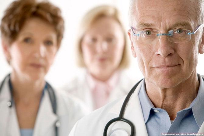 Выбор клиники или лечащего врача в интернете