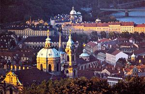 Прага и способы перемещения в ней
