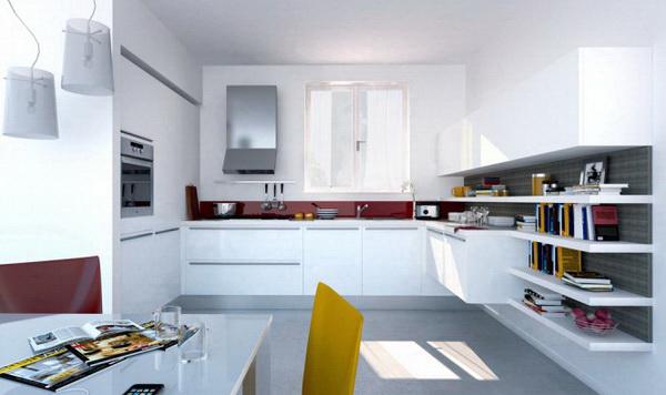 Советы для дизайна помещения со светом и цветом