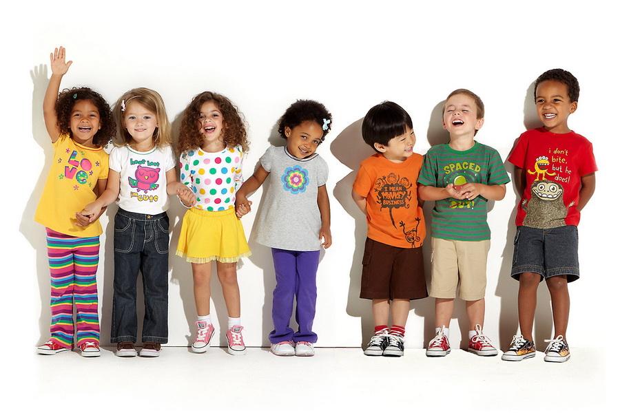 Красивая и удобная одежда для самых маленьких