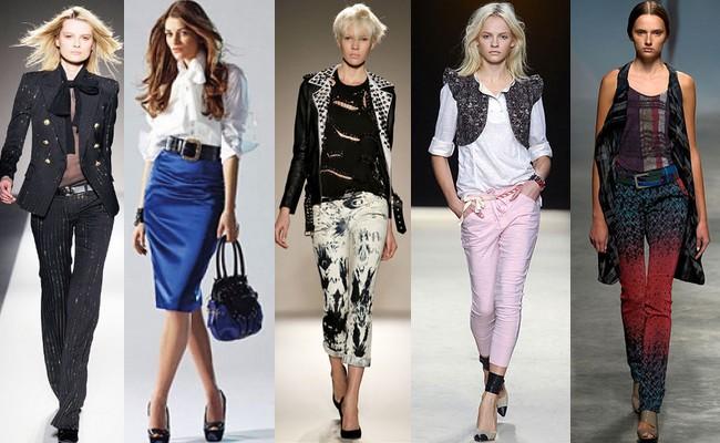 В моде снова стиль
