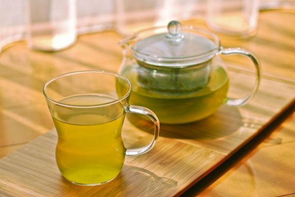 Зеленый чай спасет от СПИДа
