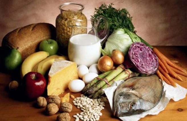 Витаминная осенняя диета: советы