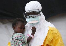 Лихорадка Эбола: в группе высокого риска смерти – маленькие дети