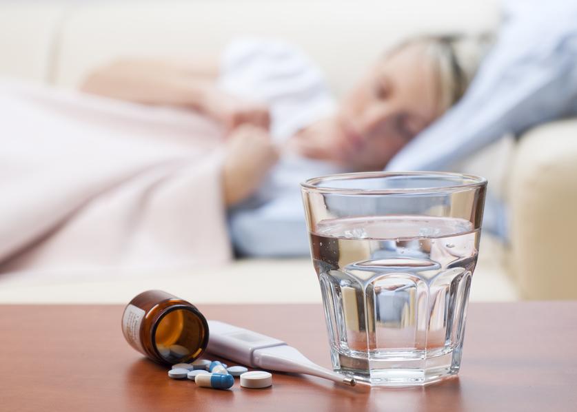 В Калужской области растет заболеваемость гриппом
