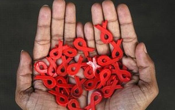 В Украине увеличилось количество больных ВИЧ/СПИДом