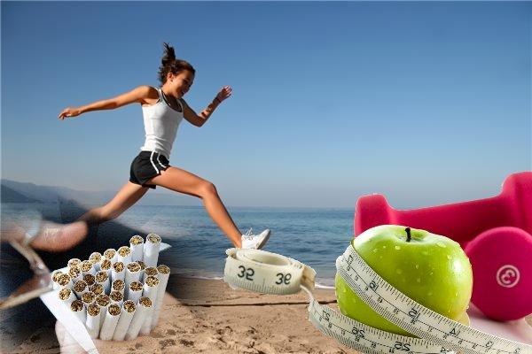 Здоровый образ жизни
