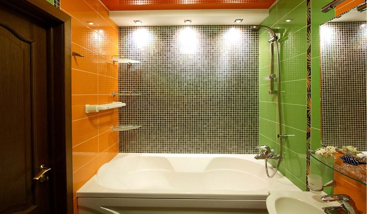 Ремонт дизайн ванная