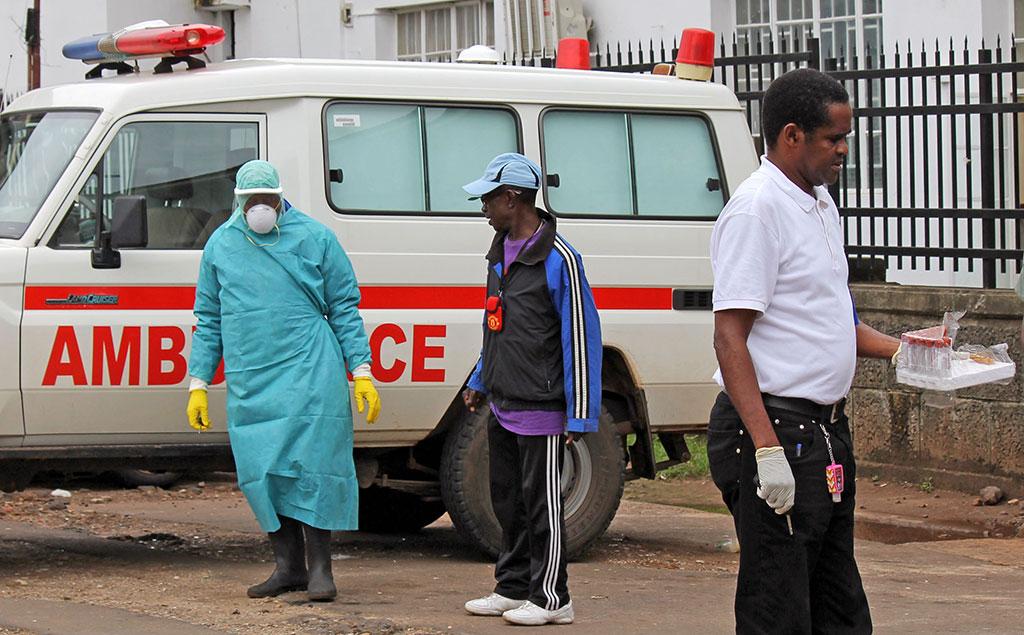 Либерия победила Эболу