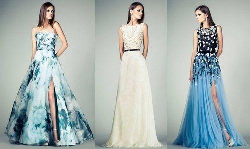 Модные тенденции выпускных платьев 2015