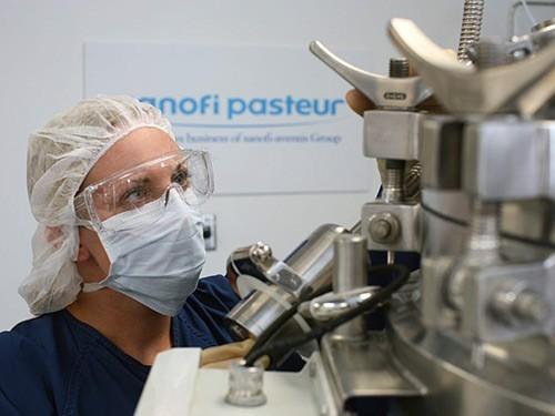 Пятивалентную вакцину Пентаксим будут производить в России