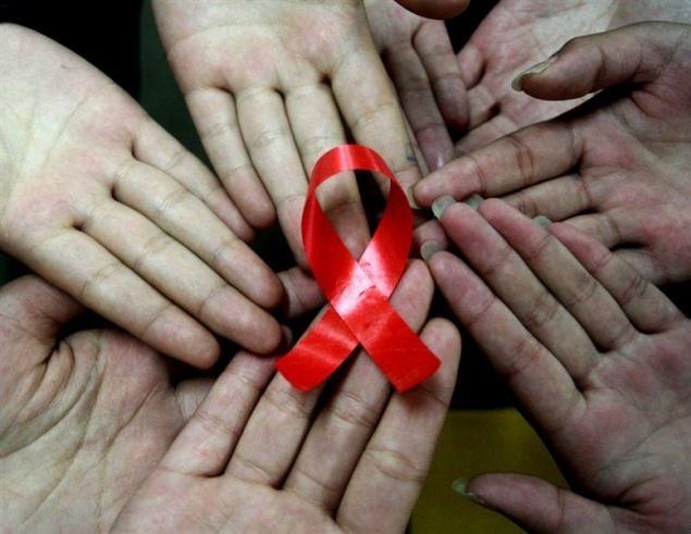Как свет побеждает СПИД