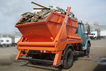 Экономичность вывоза строительного мусора