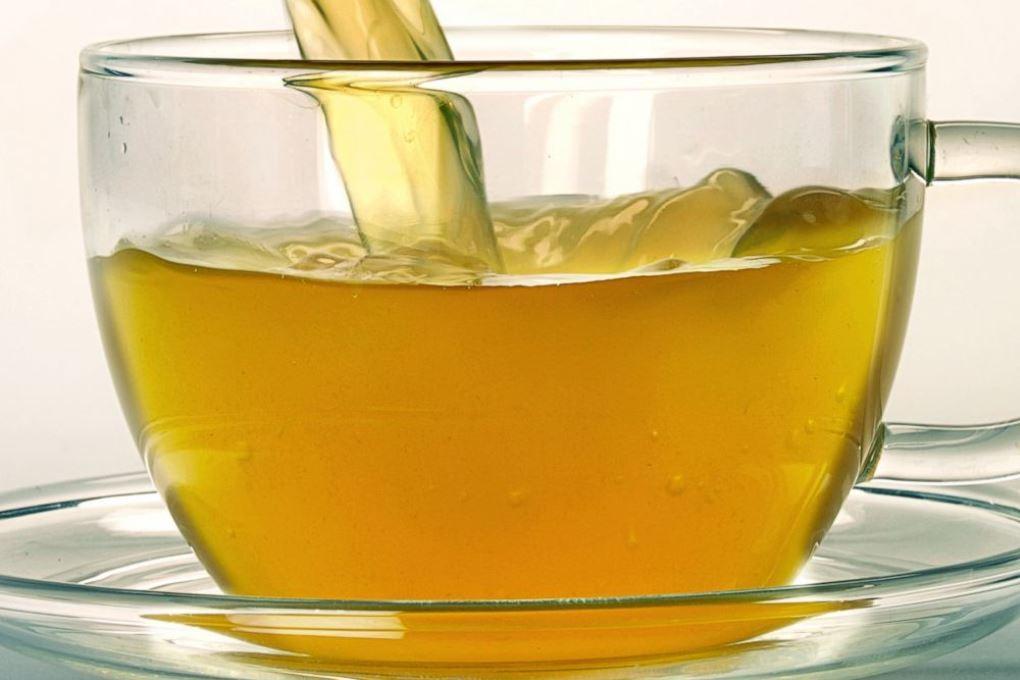Девочка заболела гепатитом из-за зеленого чая