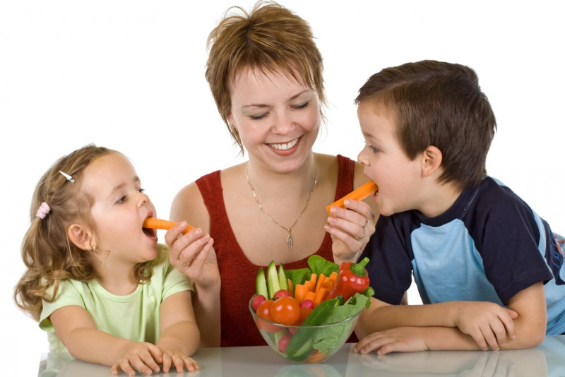 Как укрепить детский иммунитет: топ 5 полезных продуктов