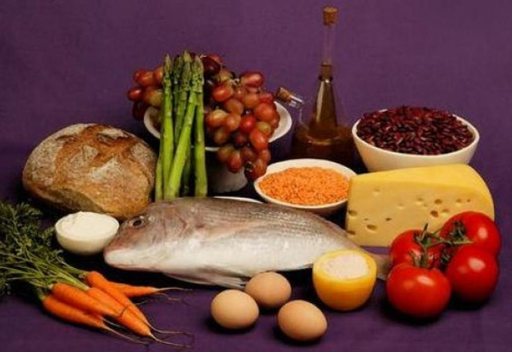 Составлена диета для укрепления иммунитета