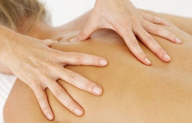 Точечный массаж для повышения иммунитета