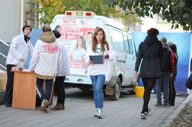 В Екатеринбурге пройдет внеплановое тестирование на ВИЧ-инфекцию
