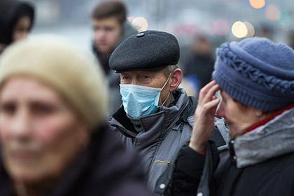 Более пятисот россиян умерли от осложнений гриппа за два месяца