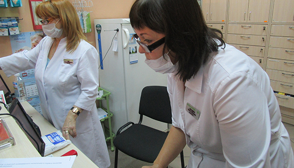 Роспотребнадзор: грипп ушёл из Калининграда