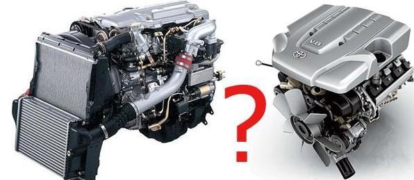 Сравнение достоинств и недостатков дизельных двигателей