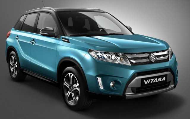 Новый Suzuki Viatra 2016