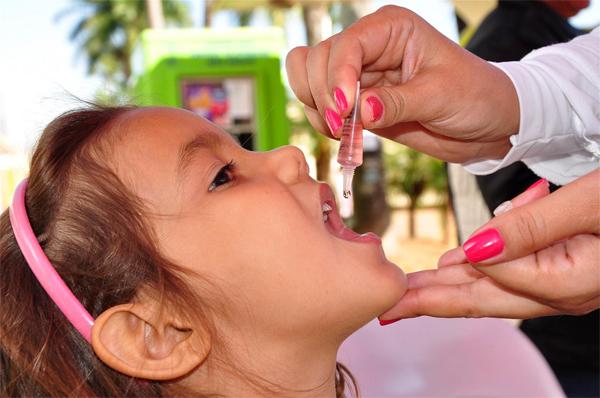 В 155 странах мира перейдут на новую вакцину против полиомиелита