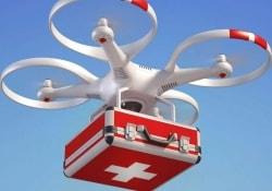 В борьбу с эпидемией СПИДа в Африке включились дроны