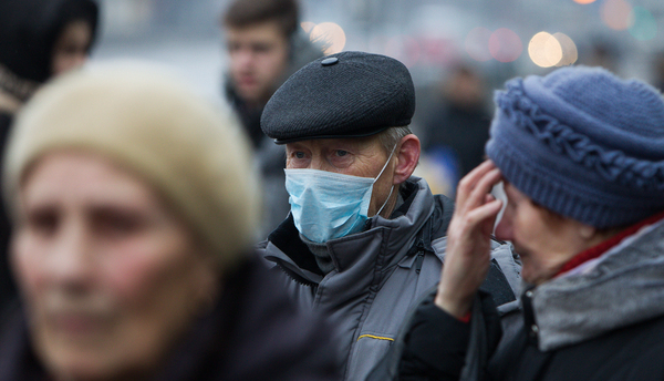 За неделю 32 калининградца госпитализированы с гриппом и ОРВИ