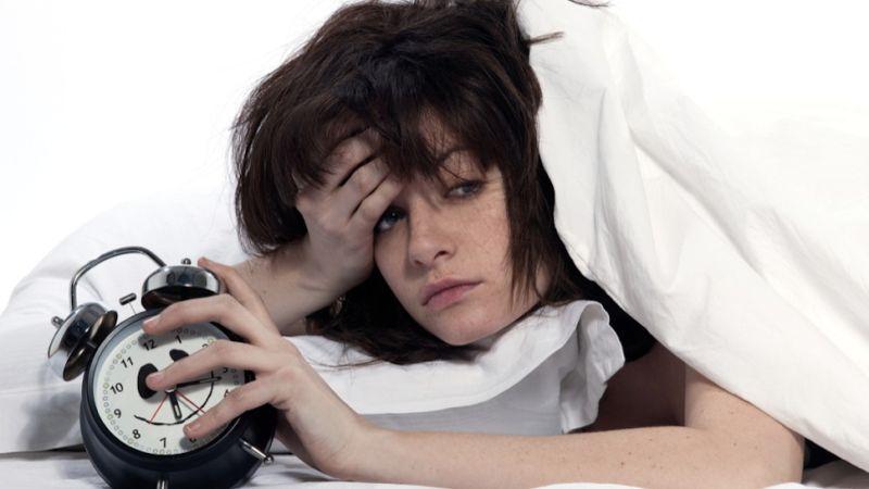 Pасстройства сна связаны со сбоем в работе иммунной системы