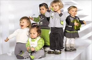 Детская одежда оптом от производителя. Особенности выбора поставщика