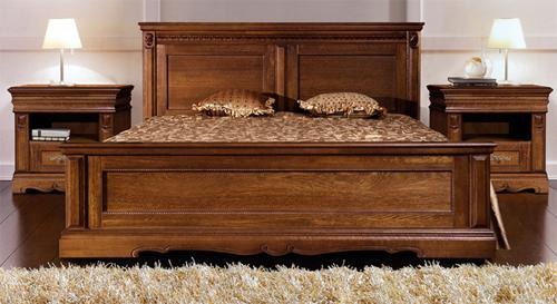 Основные преимущества кроватей из натурального дубового массива