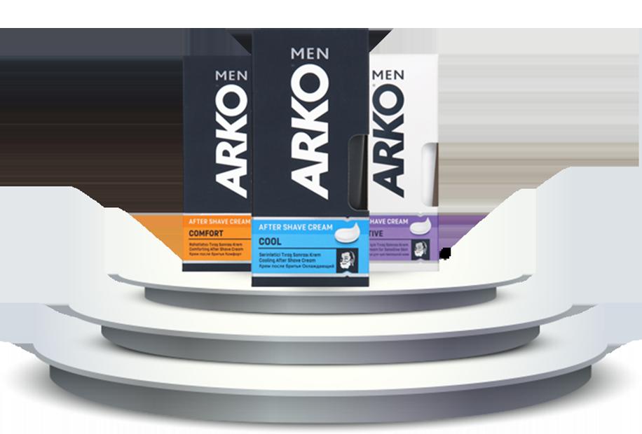 Косметика в подарок для мужчины от ARKO Men