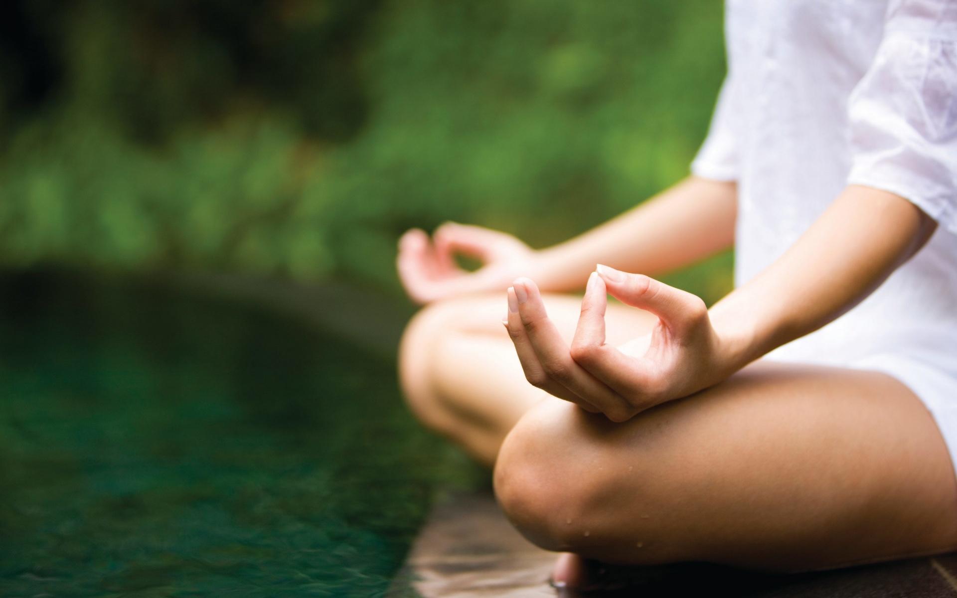 Медитация поможет бороться с ВИЧ инфекцией