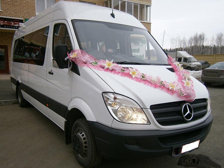 Фирма Дилижанс-сервис — аренда микроавтобусов на свадьбу, легковых авто на выгодных условиях