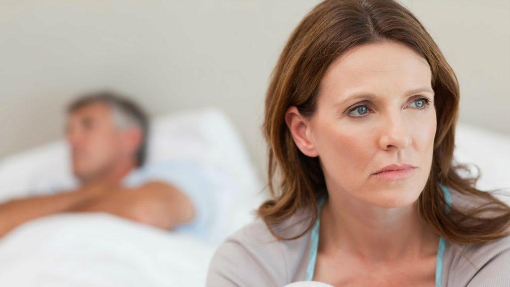 Как побороть депрессию у женщин среднего возраста?