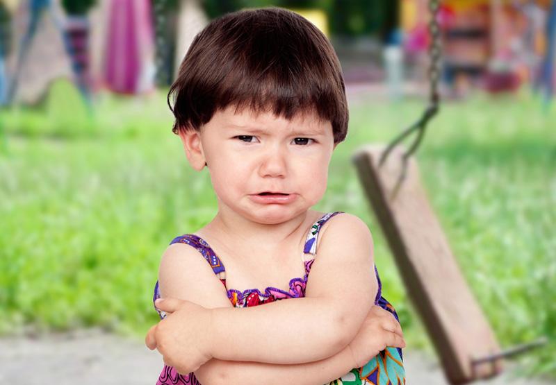 Как бороться с капризами детей?