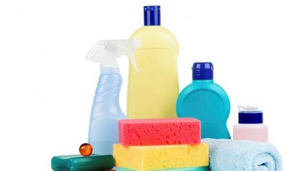 Чистящие средства увеличивают риск повреждения легких