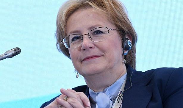 Скворцова: ООН и ВОЗ поставили перед Россией задачу прекратить эпидемию ВИЧ