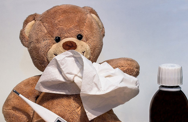 В России начали заболевать корью в 5 раз чаще