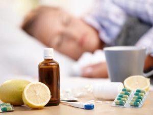 Разгар сезона гриппа и ОРВИ